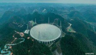 телескоп Цзян Пэн