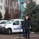 Парк белгородского филиала Россетей пополнен электромобилями