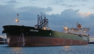Норвежский танкер «Брейвикен»