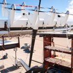 Компания Google испытала летающий ветрогенератор