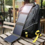 Как сделать своими руками складную солнечную батарею для туризма