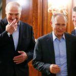 Россия и Белоруссия договорились о поставках газа и нефти на 2020 год