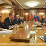 Цены на нефть и газ, БелАЭС и торговля — новые подробности переговоров Лукашенко и Путина в Сочи