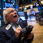 Dow Jones впервые превысил 20 тысяч пунктов