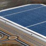 На Гігафабриці Тесла установят крупнейший в мире «солнечный» крыша мощностью 70 МВт