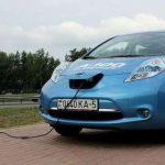 Беларусь собирается выпускать электромобиль собственного производства.