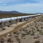 Сделана часть пути для сверхскоростных Hyperloop