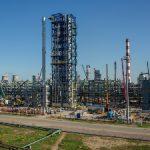 На Московском НПЗ смонтировано оборудование блока каталитического риформинга установки «Евро+»