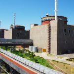 На Запорожской АЭС в сети находятся четыре энергоблока из шести