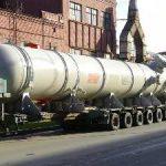 «Уралхиммаш» поставил на Московский НПЗ партию теплообменного и колонного оборудования