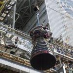 NASA показало испытания ракетного двигателя для освоения дальнего космоса