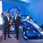 ABB внедрит инновации на самых высокоскоростных гонках электромобилей Formula E