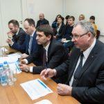 Андрей Рюмин встретился с трудовым коллективом филиала «Кабельная сеть»