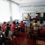 Специалисты Курскэнерго продолжают проводить уроки электробезопасности в детских оздоровительных лагерях