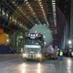 Атоммаш отгрузил комплект атомного оборудования для строящейся в Бангладеш АЭС «Руппур