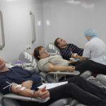 В Брянскэнерго более 50 сотрудников приняли участие в «Дне донора»