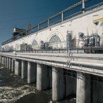 Нижегородская ГЭС 63 года назад дала первый ток