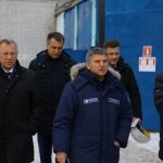Генеральный директор МРСК Центра Игорь Маковский проверил работу электросетевого комплекса компании в Костромской области