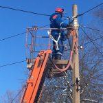 Энергетики отключили от электроснабжения неплательщиков в Курортном районе Санкт-Петербурга