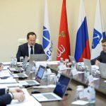 Глава «Россетей» Павел Ливинский провел заседание Совета директоров «Ленэнерго»