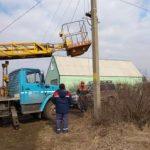 Незаконное размещение кабелей связи на линиях электропередачи может нарушать права добросовестных потребителей