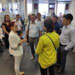 «Ленэнерго» представило делегации Республики Башкортостан работу онлайн-сервисов