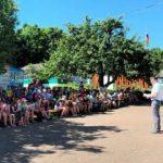 Специалисты Курскэнерго в период летних каникул активизируют работу по профилактике детского травматизма