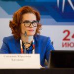 «Ленэнерго» представило проект «Личный кабинет работника» на Российском международном энергетическом форуме
