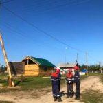 Борогонский РЭС обновил высоковольтные ЛЭП в Усть-Алданском районе Якутии