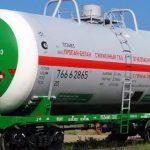 Россия ограничила пропуск грузов железнодорожным маршрутом на Украину