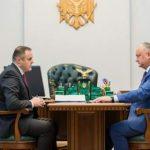 Додон заявил о договоренности относительно поставок газа в обход Украины