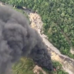 В Колумбии взорвали нефтепровод