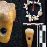 Найдены украшения из человеческих зубов