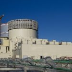 Гермооболочка реактора первого энергоблока Белорусской АЭС готова к эксплуатации