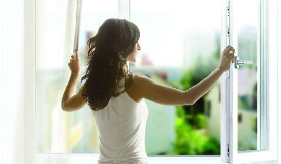 экология окно