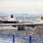 Порт Козьмино отгрузил на экспорт 250-миллионную тонну нефти