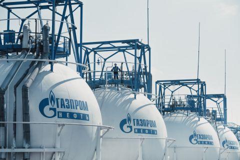 Омский НПЗ Газпром