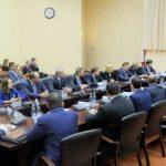 Состоялась встреча Юрия Борисова и Александра Новака с коллективом Минэнерго России