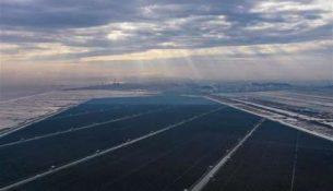 солнечная электростанция Чжэцзян