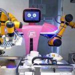 В Китае открыли первый ресторан с роботами-поварами