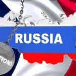 Антироссийские санкции –  меры воздействия