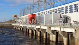 Воткинская ГЭС