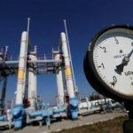 Украина увеличила импорт газа более чем на треть