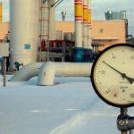 Транзит газа РФ вдвое ниже за оплаченные объемы