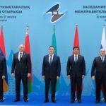 Мы поддерживаем Беларусь в стремлении убрать препятствия внутри ЕАЭС