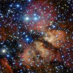 Астрономы получили снимок области, где рождаются новые звезды