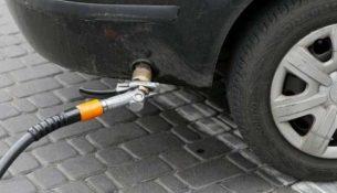 заправка газовая