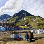 В технологическом цикле на Мутновских ГеоЭС задействовано 14 продуктивных скважин