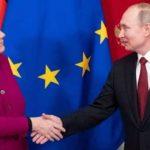 Путин и Меркель призвали сохранить ядерное соглашение с Ираном