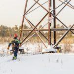 В Приморье из-за снега и сильного ветра без электричества остаются 38 населенных пунктов